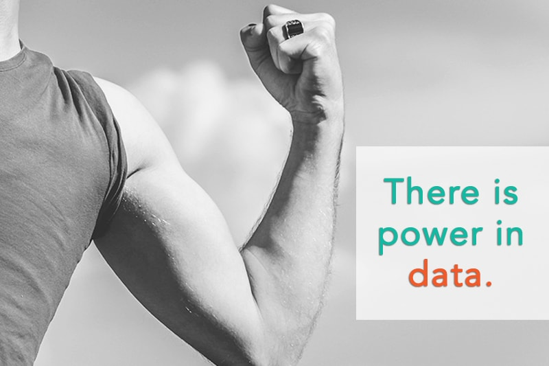 Power in data